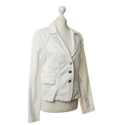 Armani Jeans Blazer in bianco