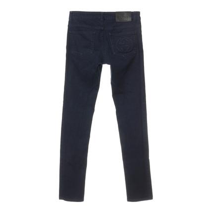 Gucci Jeans blu scuro