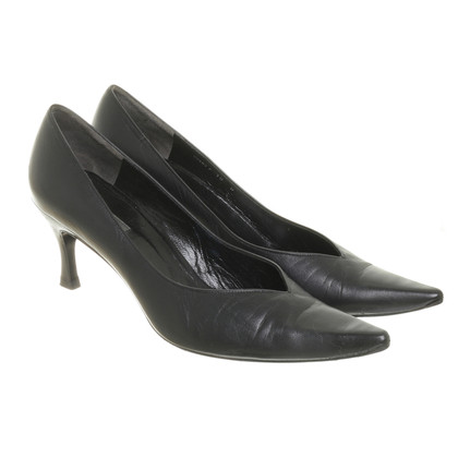 Karl Lagerfeld Black Pumps