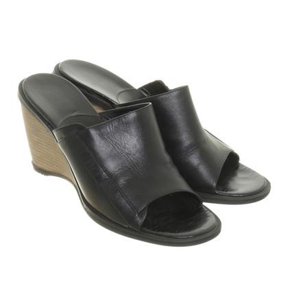 Hogan Sandaletten mit Keilabsatz