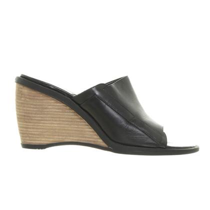 Hogan Sandals with wedge heel