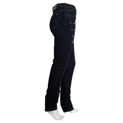 Gianni Versace Vita di jeans alta
