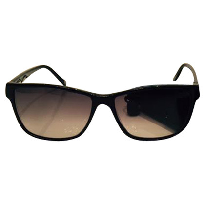 Cesare Paciotti Black Sunglasses
