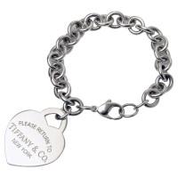 Tiffany & Co. Bracelet with heart brand charm