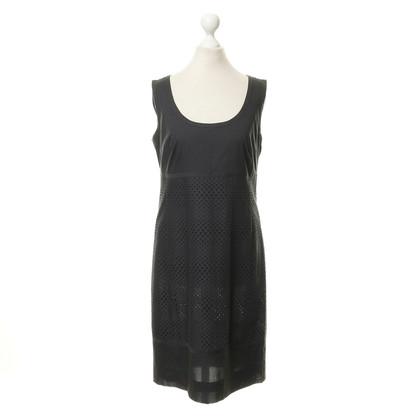 Akris Kleid mit Lochspitze