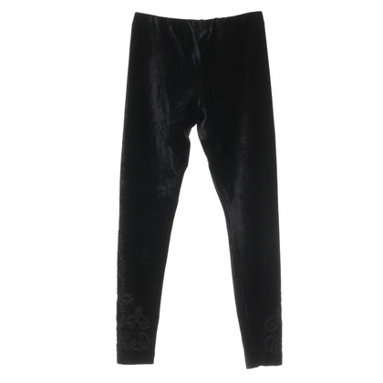 Ralph Lauren Velvet leggings