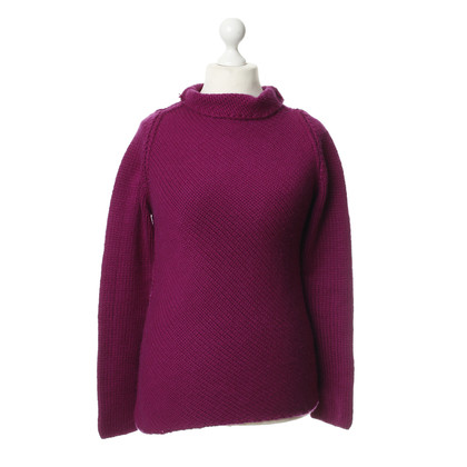 Donna Karan Knit sweater in cashmere