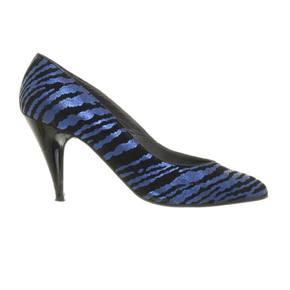 Mugler Pumps pattern