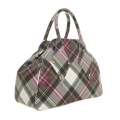 Vivienne Westwood Bag with Plaid