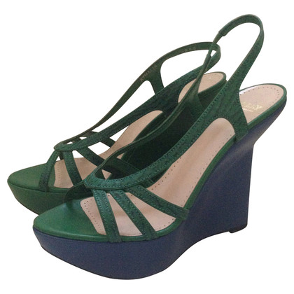 Bally Athalia bicolor wedges