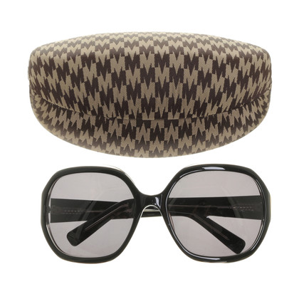 Max Mara zwart zonnebrillen
