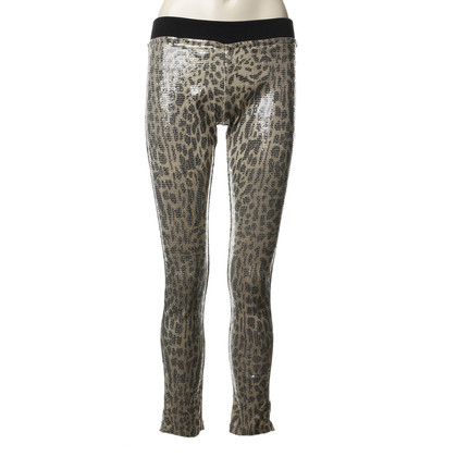 Ermanno Scervino Leggings con paillettes