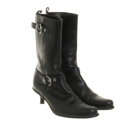 Miu Miu Boots with strap