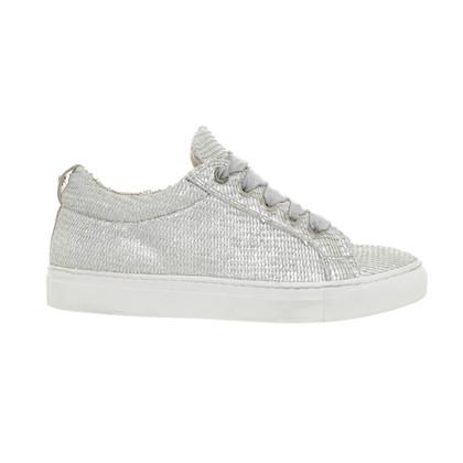 Escada Sneaker in argento