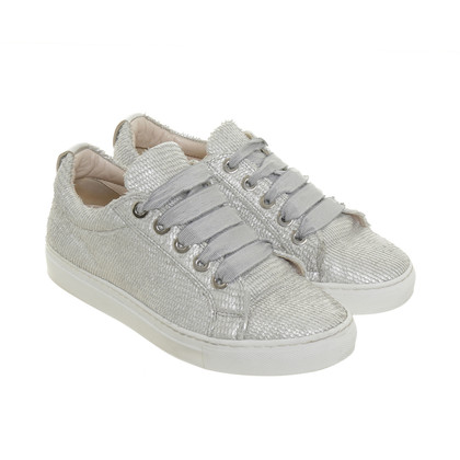 Escada Sneaker in silver