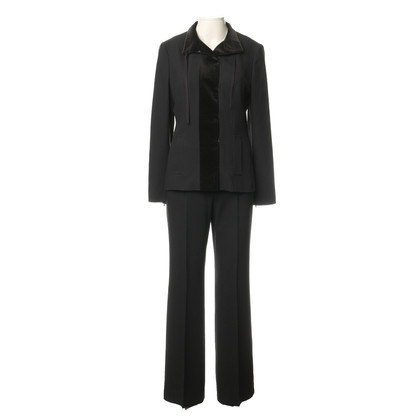 Laurèl Trouser suit with velvet trim