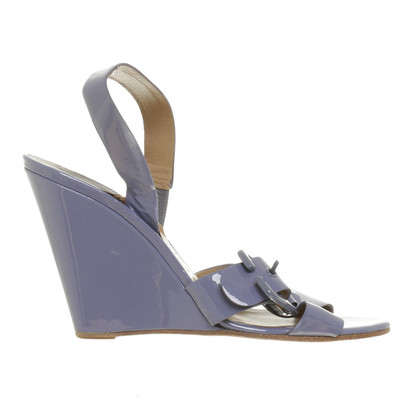 Chloé Wedges paars
