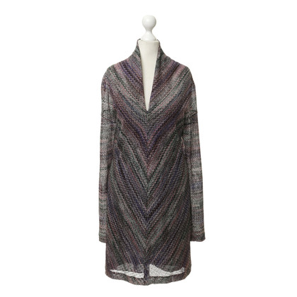 Missoni Knit dress with metallic shimmer