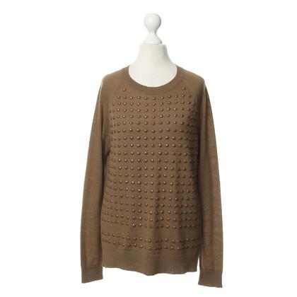 Coast Weber Ahaus Sun jewel embellished sweater