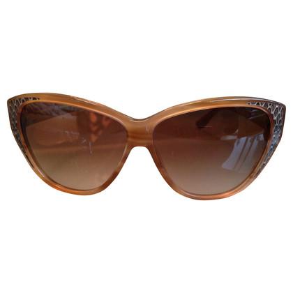 Salvatore Ferragamo Sunglasses with snake print