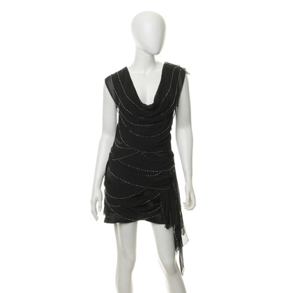 Marc Jacobs Jurk met beaded trim