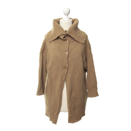 By Malene Birger Camel Cardigan