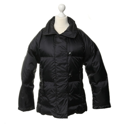 Jet Set Steppjacke in Schwarz
