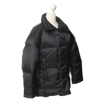 Jet Set Quilted Jacket in black