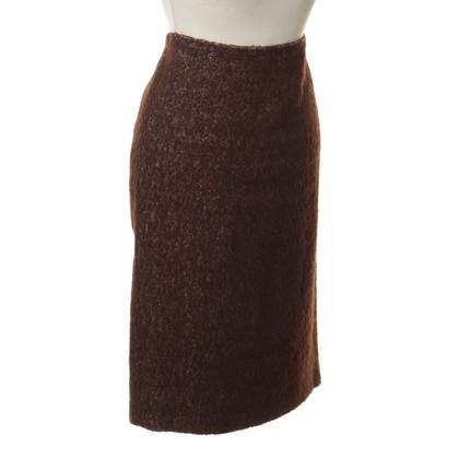 Jean Paul Gaultier skirt Brown