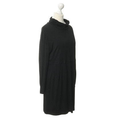 Riani Zwarte coltrui jurk