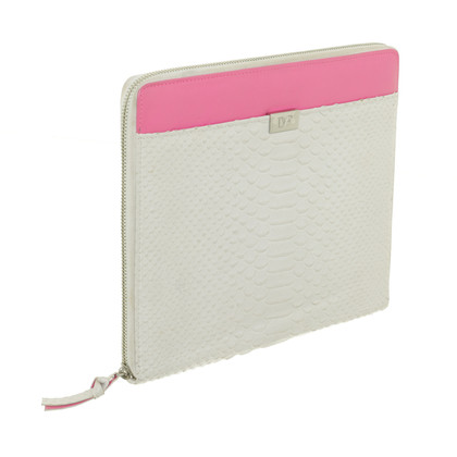 Diane von Furstenberg Tablet-Case in Reptil-Optik
