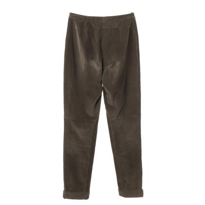 Hermès Wide cord Pant