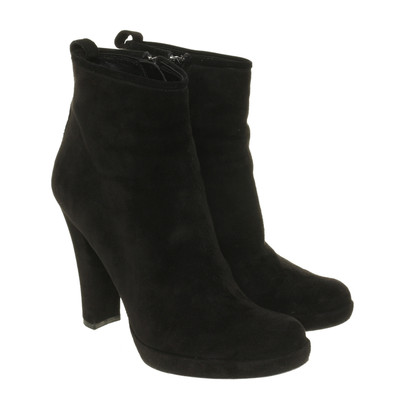 Pedro Garcia Ankle boots suede