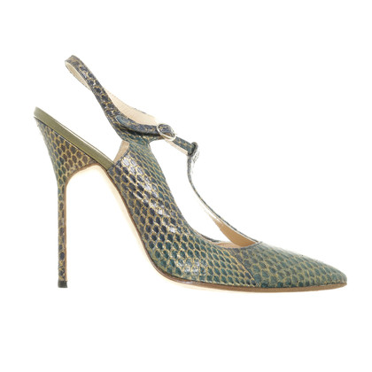 Manolo Blahnik Pumps gradient