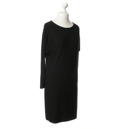 Kilian Kerner Schwarzes Kleid aus Jersey