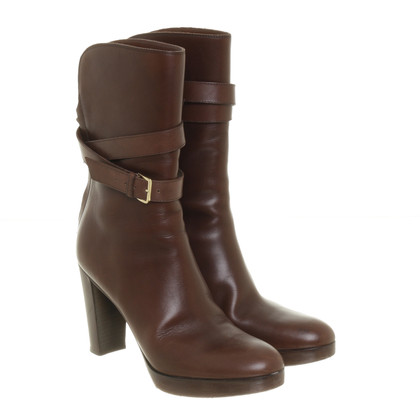 Loro Piana Dark brown boots