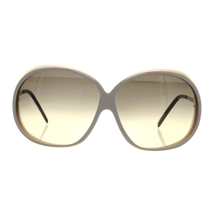 Marni Sonnenbrille in Nude