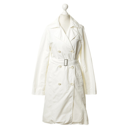 JOOP! Trench coat in bianco