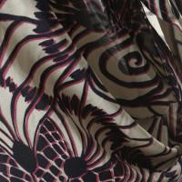 Paul & Joe Zijde shirt met een bloemmotief
