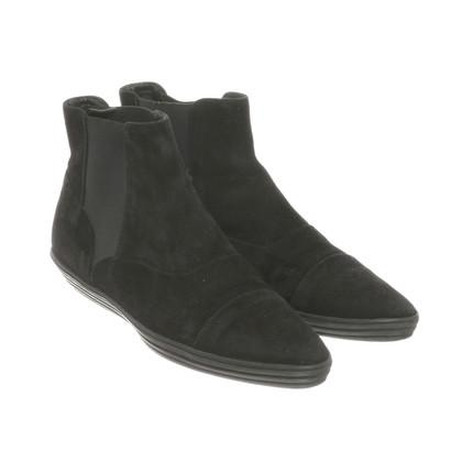 Hogan Chelsea Boots aus Wildleder