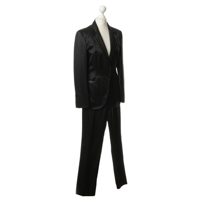 Moschino Cheap and Chic Black Pant suit
