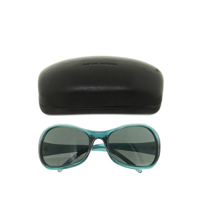 Costume National Sonnenbrille in Petrol