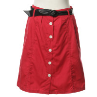 A.P.C. Gonna in rosso