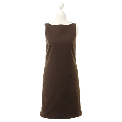 Céline Dress in Brown