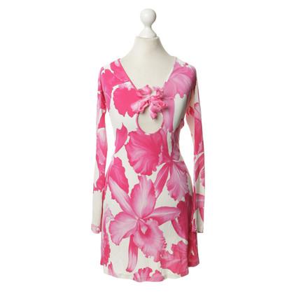 Céline Dress with floral print