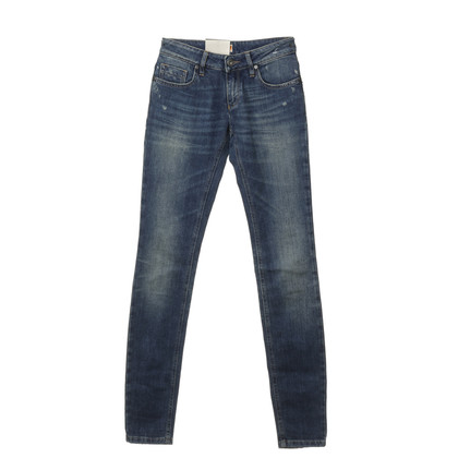Boss Orange Slim jeans in blauw
