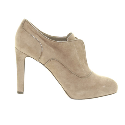 Gianvito Rossi Ankle-Boots aus Wildleder
