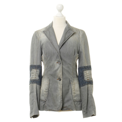 Costume National Denim grigio Blazer