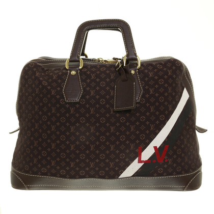 Louis Vuitton Boston bag mini Lin initial level