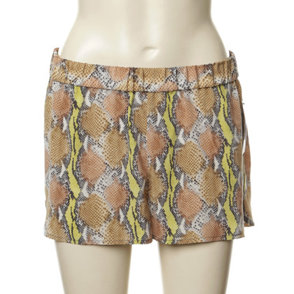 Equipment Shorts mit Schlangenprint